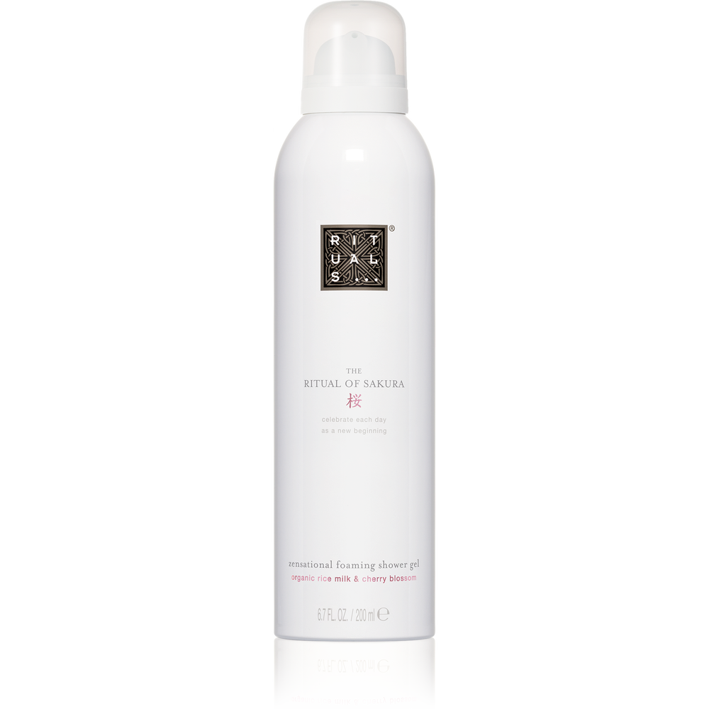 The Ritual of Sakura Zensational Foaming Shower Rituals - Best Budget Buy 2020 - We Are Eves