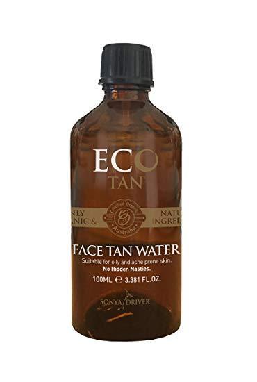 Organic Face Tan Water